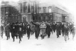 revolution 1918